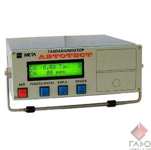 Газоанализатор с вычислением лямбда-параметра Автотест-01.03 (2 кл)