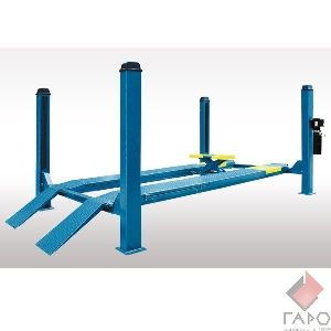 Подъемник четырехстоечный электрогидравлический TFA5000-3D