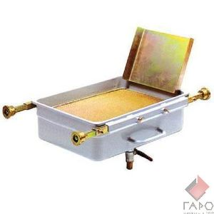 Подкатная тележка ванна для слива масла HPMM 372065