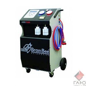 Установка для заправки автокондиционеров CLIMA 6000 PLUS (Brain BEE)