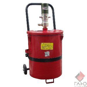 Нагнетатель смазки пневматический С-322-2 (бак 40 л)