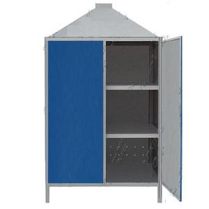 Шкаф для аккумуляторов с 3-мя полками ШМА-02