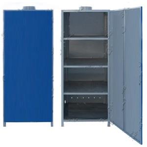 Шкаф для аккумуляторов с 4-мя полками ШМА-01