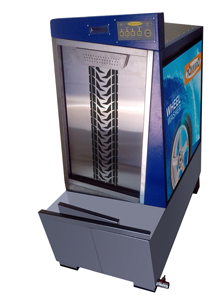 Автоматическая мойка колес Торнадо AWD Base